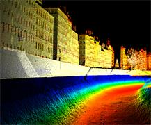 Merlin point cloud Lyon
